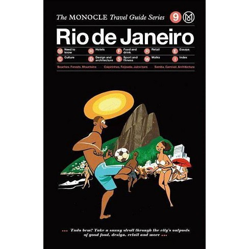 The Monocle Travel Guide to Rio de Janeiro - (Hardcover) - image 1 of 1
