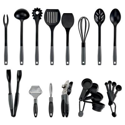 Calphalon Kitchen Essentials 20pc Utensil & Gadget Set ...
