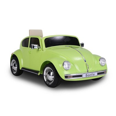 Feber 12V Beetle Powered Ride-On - Green