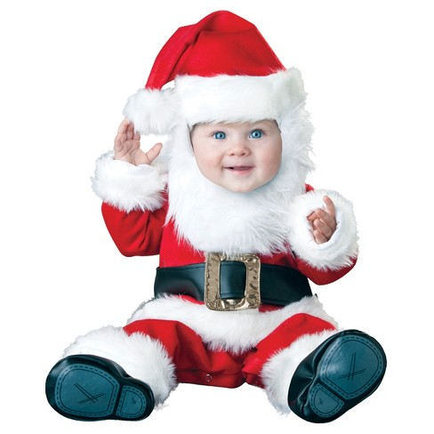 Santa Baby Costume - image 1 of 1