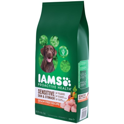 dry dog food for sensitive stomach