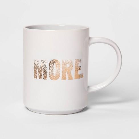 46oz Stoneware More Mug White - Room Essentials™ - image 1 of 1