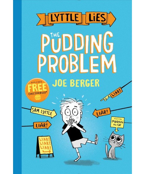 Pudding Problem -  (Lyttle Lies) by Joe Berger (Hardcover) - image 1 of 1