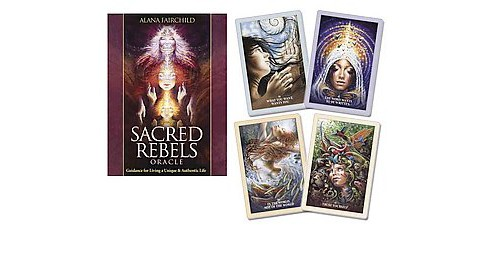 Sacred Rebels Oracle : Guidance for Living a Unique & Authentic Life (Paperback) (Alana Fairchild) - image 1 of 1