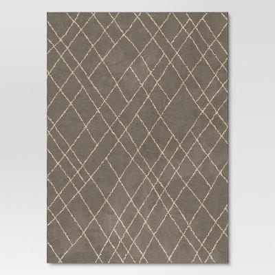 Barbar Rug - Gray - (7'10 X10'10 )- Threshold™
