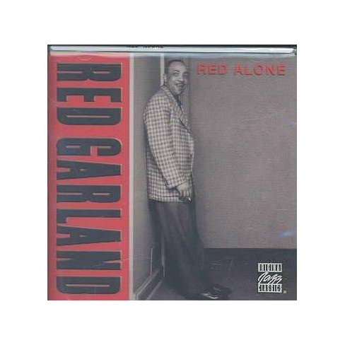 Red Garland - Red Alone (CD) - image 1 of 1
