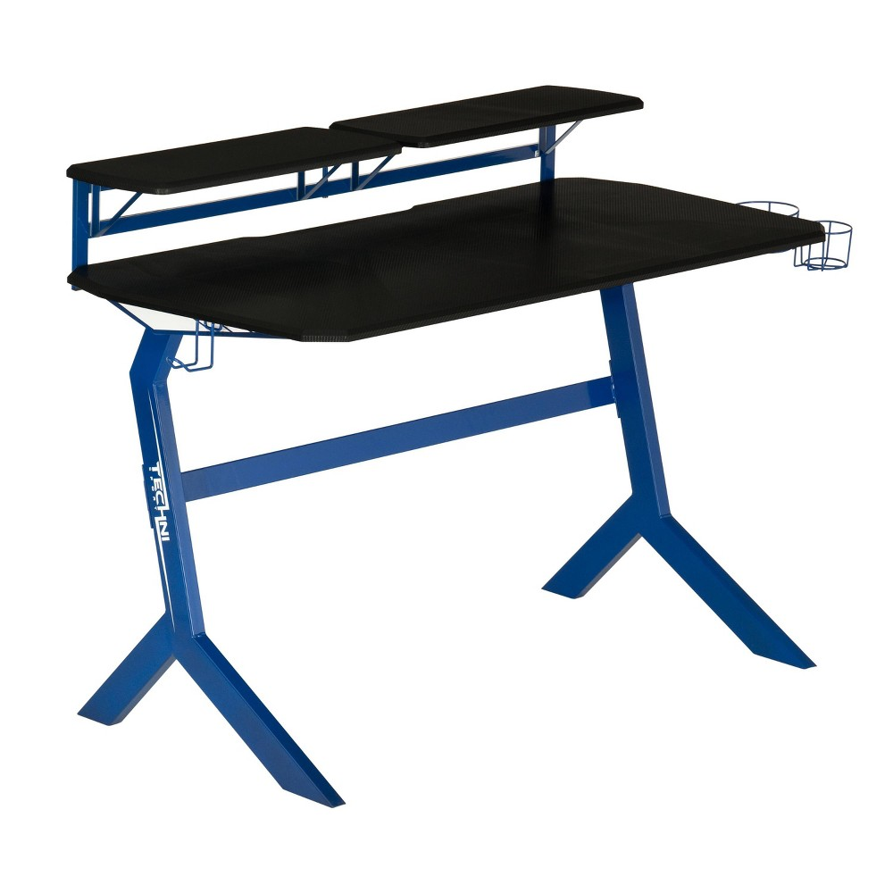 Image of Stryker Gaming Desk Blue - Techni Sport