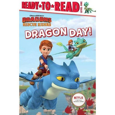 Dragon Day! - (DreamWorks Dragons: Rescue Riders) (Paperback)