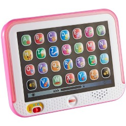 Fisher Price Laugh & Learn Smart Stages Tablet - Pink