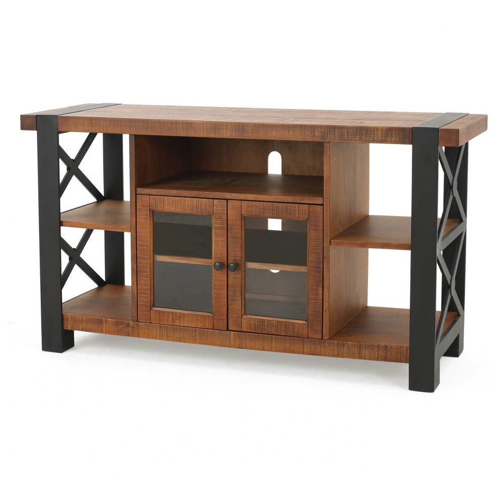 Tori 55 TV Console Natural - Christopher Knight Home