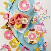 """Donut Time 9"""" Paper Plates - 8ct - image 2 of 2"""