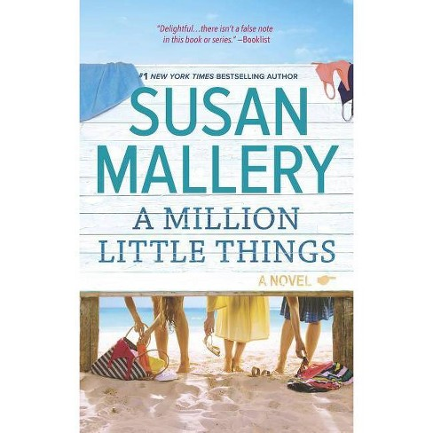 A Million Little Things (Paperback) (Susan Mallery) - image 1 of 1