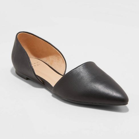 Women's Rebecca Ballet Flats - A New Day™ - image 1 of 3
