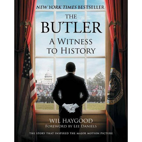The Butler - by  Wil Haygood (Paperback) - image 1 of 1