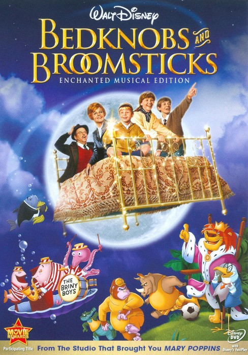 Bedknobs and Broomsticks [Enchanted Musical Edition] - image 1 of 1