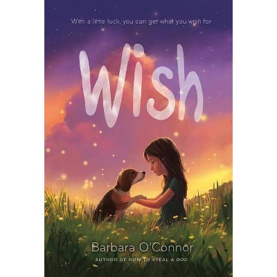 Wish -  Reprint by Barbara O'Connor (Paperback)