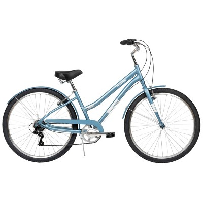 "Huffy Women's Casoria 27.5"" Comfort Hybrid Bike - Blue"