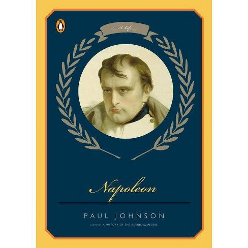 Napoleon - by  Paul Johnson (Paperback) - image 1 of 1