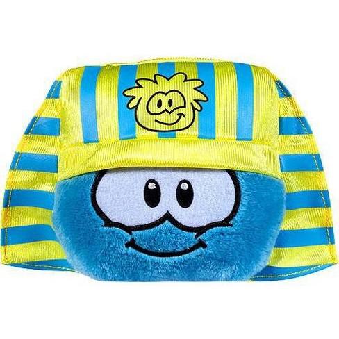 Club Penguin Series 10 Blue Puffle 4-Inch Plush [Pharaoh Headress Hat] - image 1 of 1