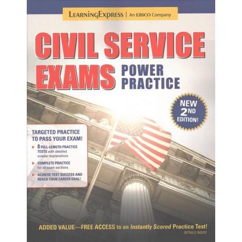 civil service exams power practice power practic target