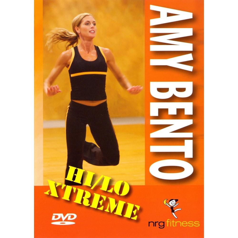 Amy Bento:Hi Lo Xtreme Workout (Dvd)