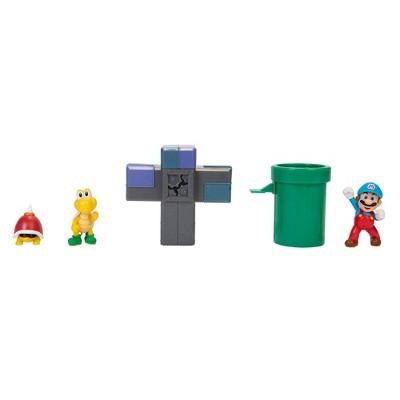 Nintendo Underground Diorama Set