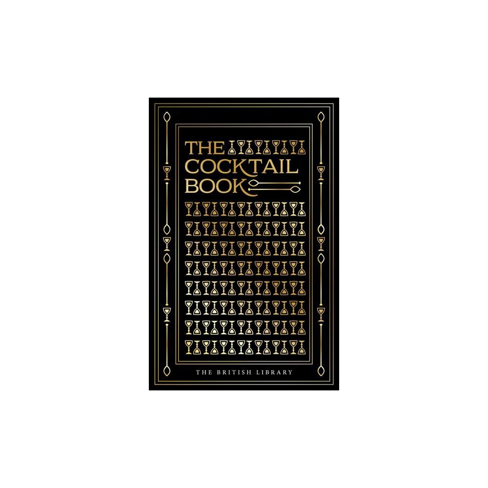 Cocktail Book - (Hardcover)