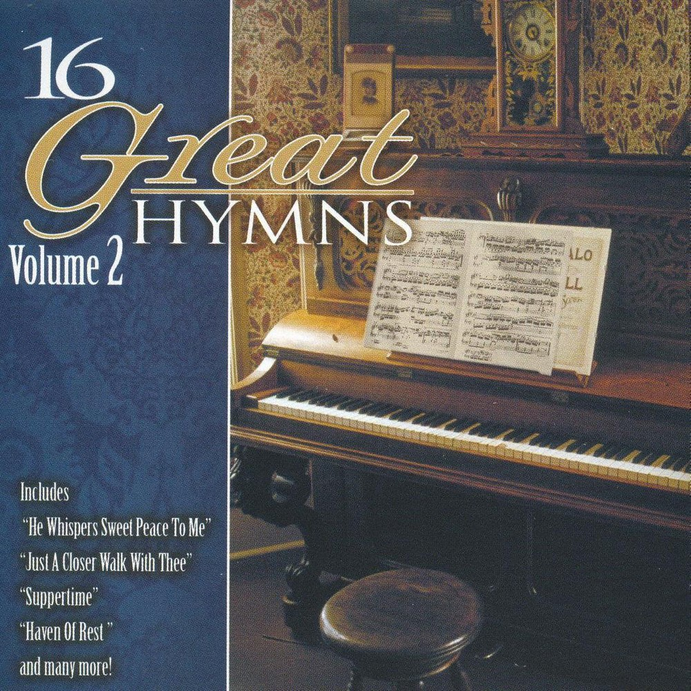 Various - 16 Great Hymns:Vol 2 (CD)