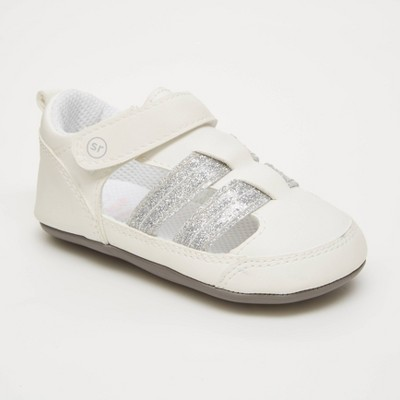 Baby Girls' Surprize by Stride Rite Sandals - White