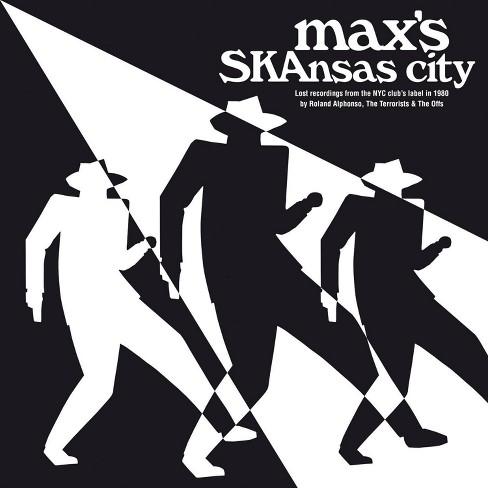 Roland  Alphonso &  The Terrorists - Max's Skansas City (CD) - image 1 of 1