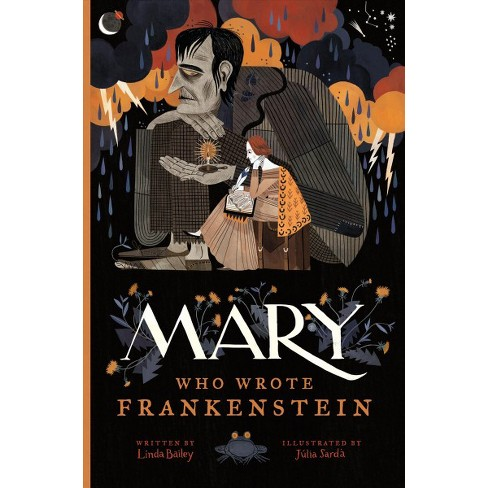 mary who wrote frankenstein by linda bailey hardcover target