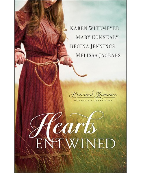 Hearts Entwined : A Historical Romance Novella Collection: The Love Knot - The Tangled Ties That Bind - image 1 of 1
