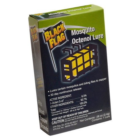Black Flag Insect Accessory - image 1 of 2