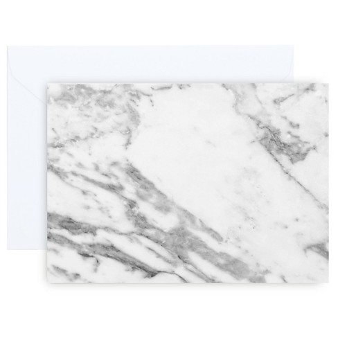 Marble Print Notecards - West Emory - image 1 of 1