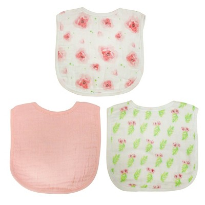 Neat Solutions Bib Set - Pink