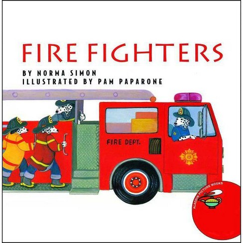 Fire Fighters - (Leveled Books) by  Norma Simon (Paperback) - image 1 of 1