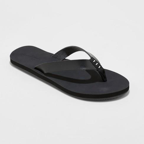 6c6f81d903dc Women s Wileen Flip Flop Sandal - Universal Thread™ Black 9   Target