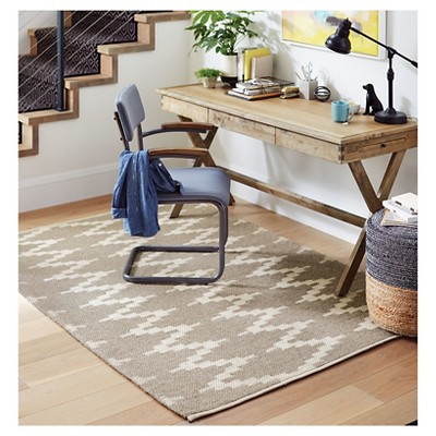 Area Rug Natural Gray 5'X7' - Threshold™