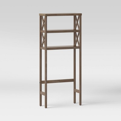 Owings Etagere Rustic - Threshold™