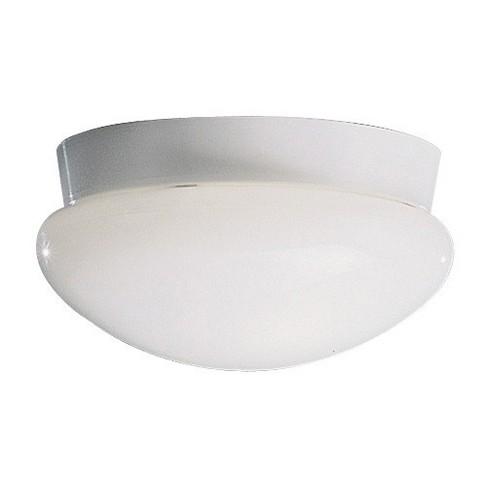 Kichler 8102 Ceiling Space 2 Light Flush Mount Indoor Ceiling Fixture - image 1 of 3