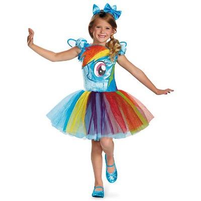 My Little Pony Rainbow Dash Tutu Prestige Child Costume