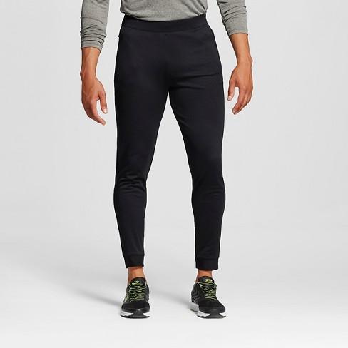 Men's Tech Fleece Jogger Sweatpants - C9 Champion® Black S - image 1 of 2