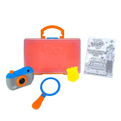 Blippi Deluxe Detective Roleplay Set