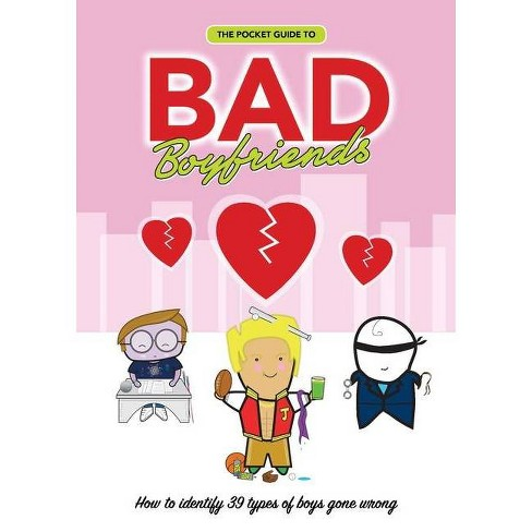 The Pocket Guide to Bad Boyfriends - by  Ruby Turner (Hardcover) - image 1 of 1