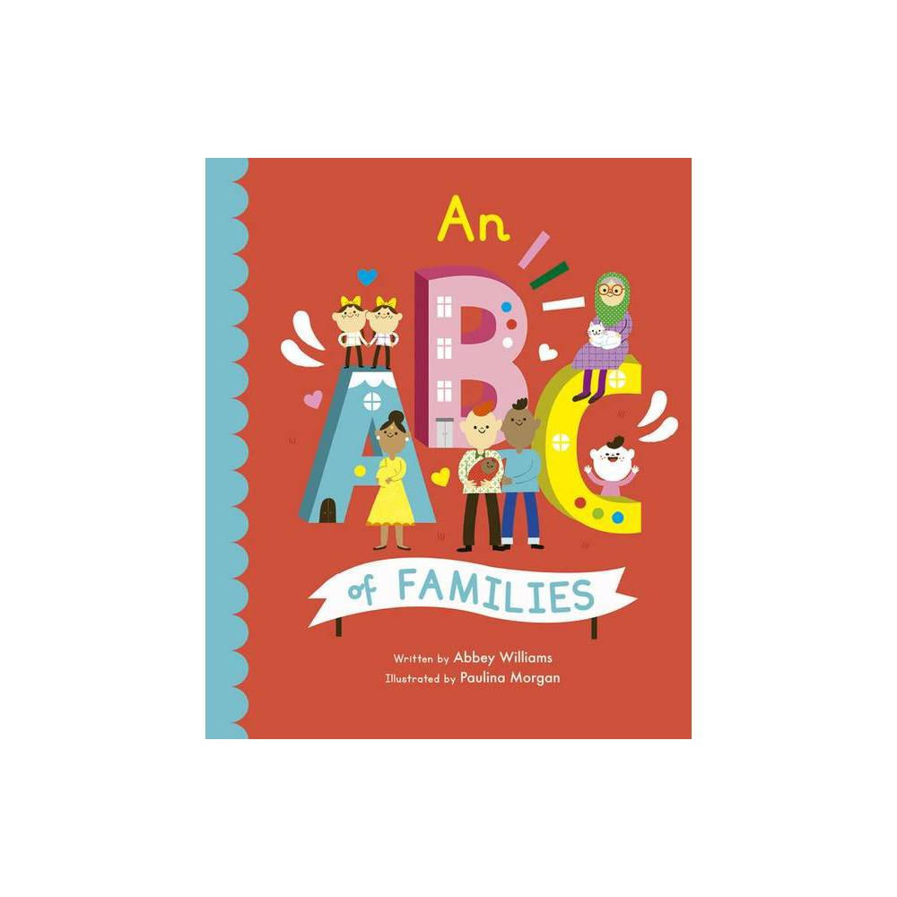 An Abc Of Families By Abbey Williams Board Book