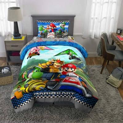 Super Mario Comforter