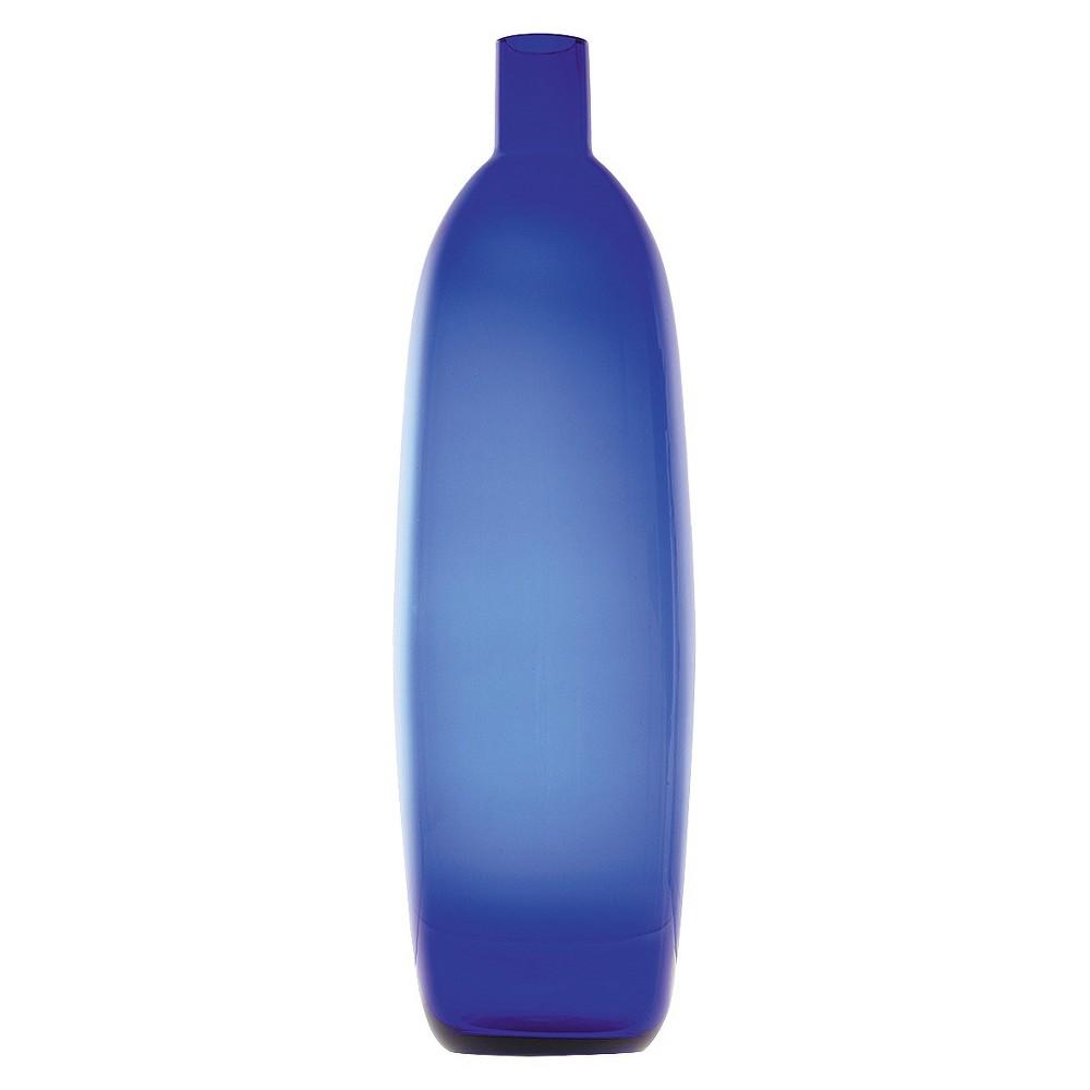 Azure Vase - Cobalt 5.25 x17.75