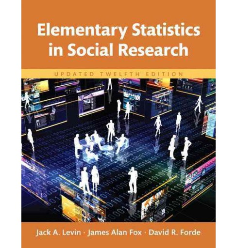 Revel for Elementary Statistics in Social Research Updated Access Card (Hardcover) (Jack Levin) - image 1 of 1