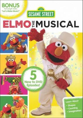 Sesame Street: Elmo the Musical (DVD)
