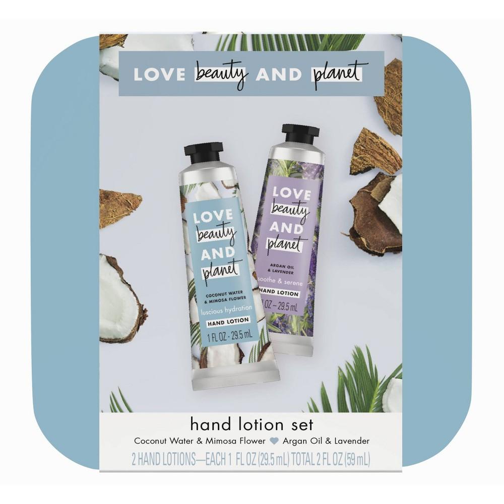 Love Beauty & Plane Blue Mother's Day Hand Cream - 2ct - 2 fl oz